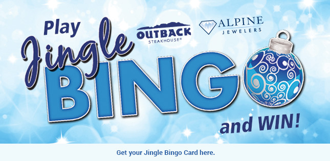 Jingle Bingo 2015 Artwork - Slider