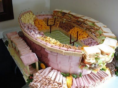 Best Superbowl party food
