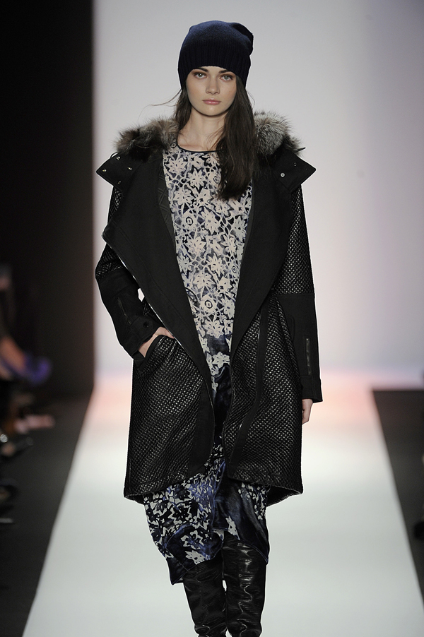 BCBGMAXAZRIA - Runway RTW - Fall 2013 - New York Fashion Week