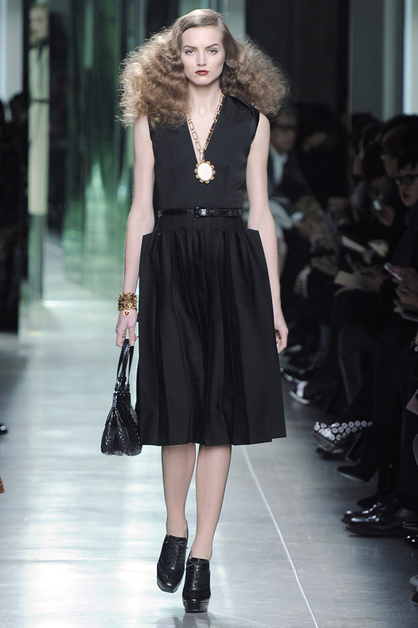 Bottega Veneta - Runway RTW - Fall 2013 - Milan Fashion Week