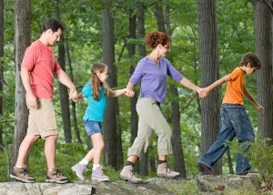 Favorite Spring Outdoor Family Activities