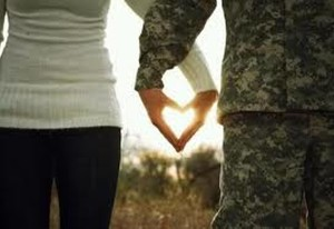 Thank a military Spouse Day