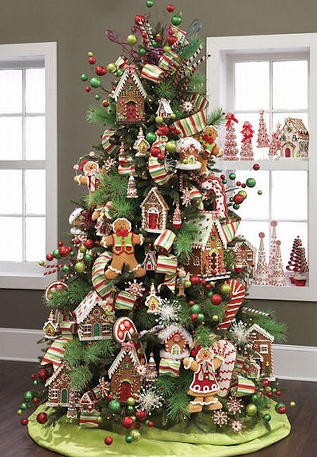 cookie-themed-christmas-tree