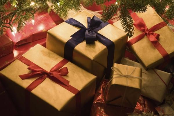 Christmas Present Spending