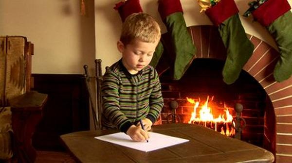 Selfless Dear Santa Letter
