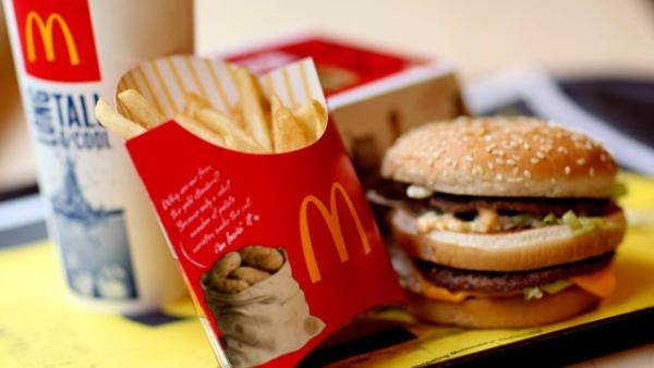 Mcdonalds Diet