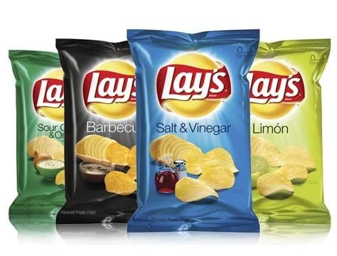 Lays poatoe chips