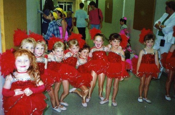 Little dancer steals the show