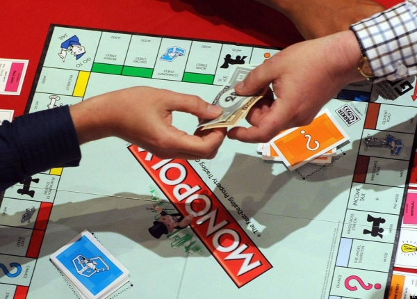 Hasbro replacing one Monopoly token