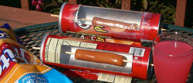 hot dog solar