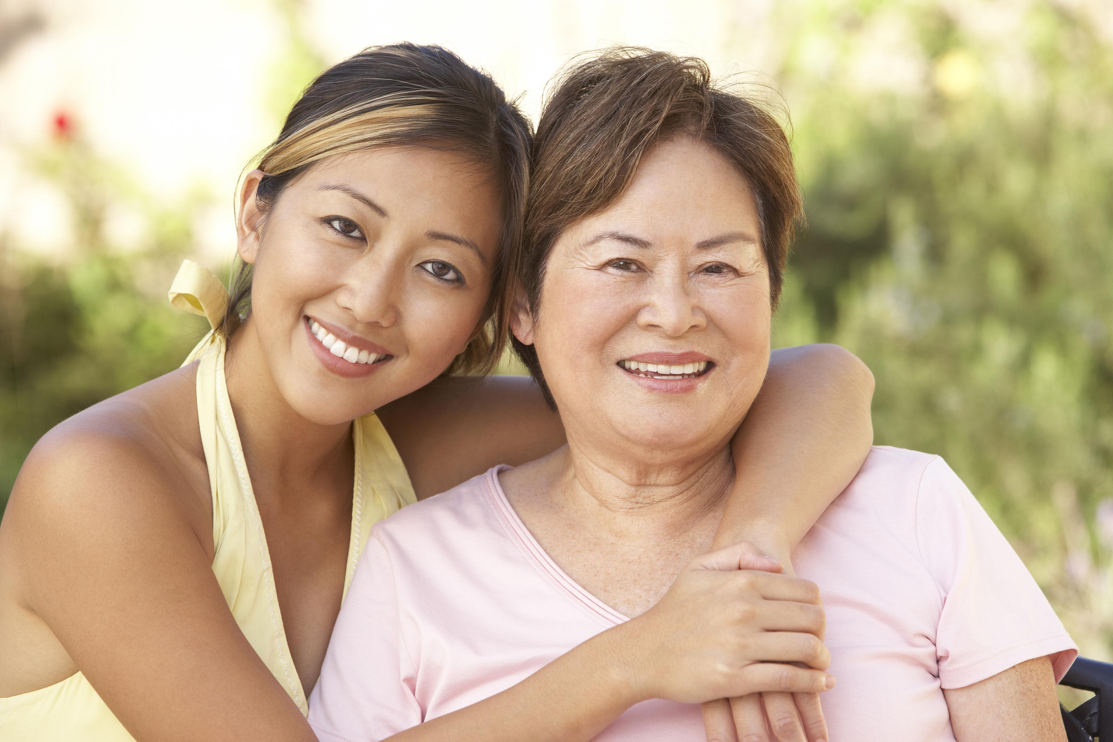 С мамой по взрослому 17 фотография