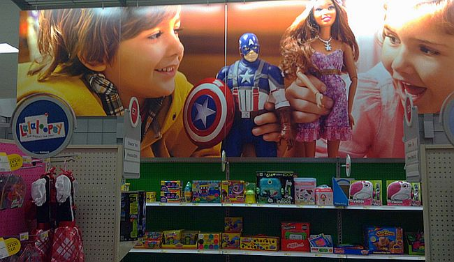 gender in the toy store Sears has children's toys to make any kid smile this holiday season shop all the latest toys and games at the best prices.