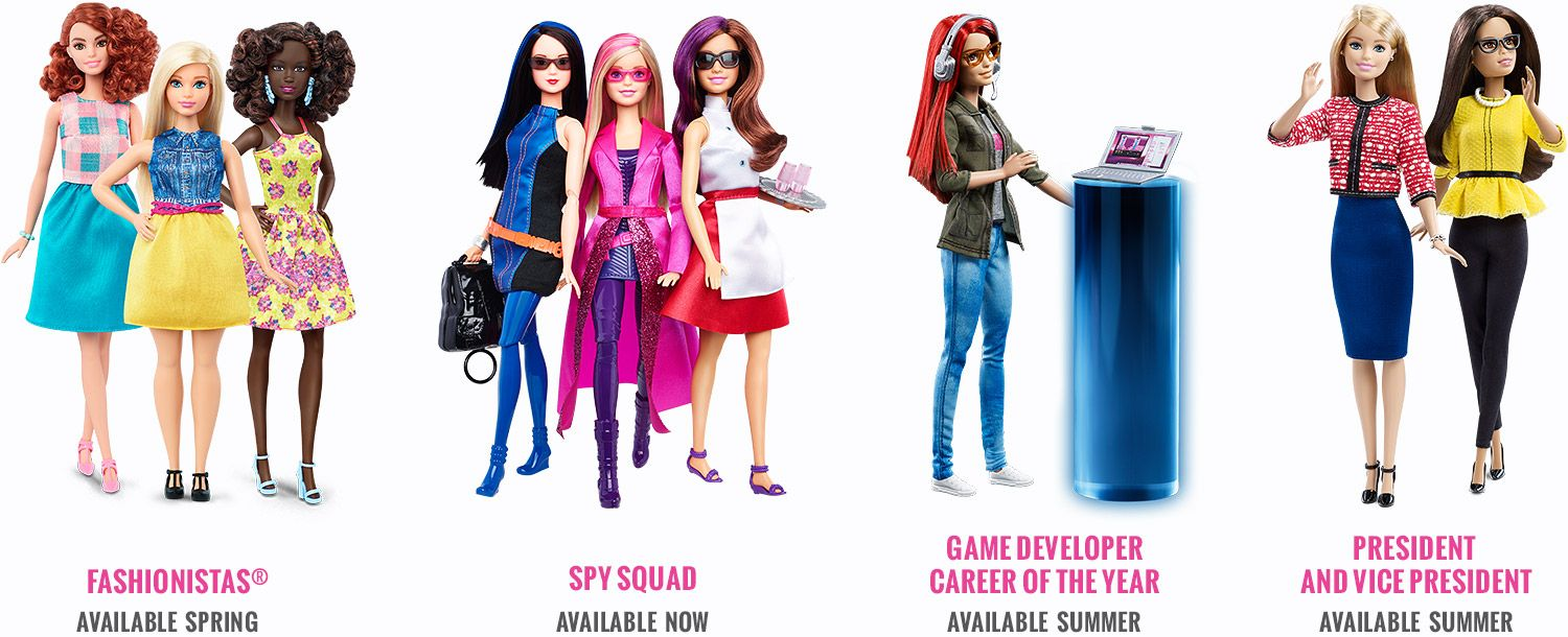 2016 Barbie Game Developer