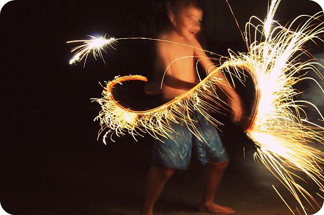 Fireworks bit